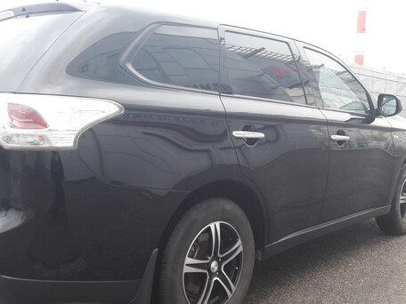 Купить Mitsubishi Outlander пробег 71 000.00 км 2014 год выпуска