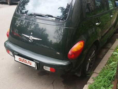 Купить Chrysler PT Cruiser пробег 92 800.00 км 2001 год выпуска