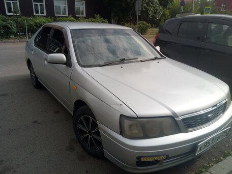 Купить Nissan Bluebird пробег 370 000.00 км 1998 год выпуска