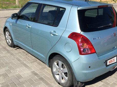 Купить Suzuki Swift пробег 147 000.00 км 2007 год выпуска