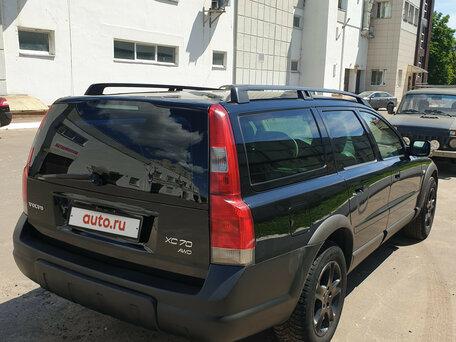 Купить Volvo XC70 пробег 195 000.00 км 2004 год выпуска