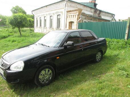 Купить ЛАДА (ВАЗ) Priora пробег 127 000.00 км 2009 год выпуска