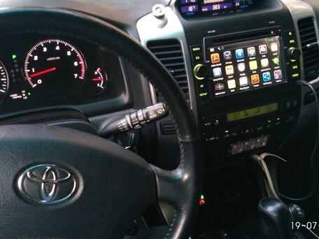 Купить Toyota Land Cruiser Prado пробег 205 560.00 км 2006 год выпуска