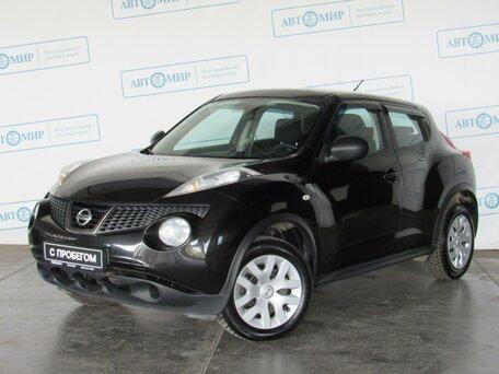 Купить Nissan Juke пробег 80 466.00 км 2014 год выпуска