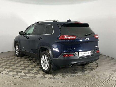 Купить Jeep Cherokee пробег 31 063.00 км 2014 год выпуска
