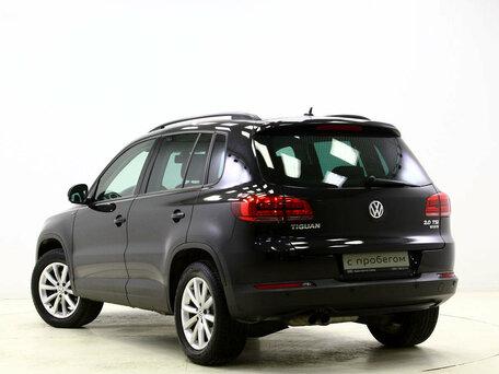 Купить Volkswagen Tiguan пробег 30 984.00 км 2015 год выпуска