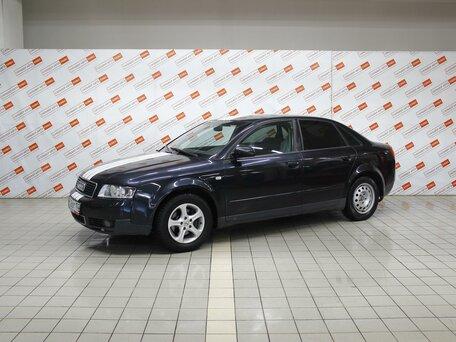 Купить Audi A4 пробег 311 984.00 км 2003 год выпуска
