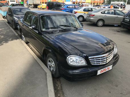 Купить ГАЗ 31105 «Волга» пробег 14 617.00 км 2007 год выпуска