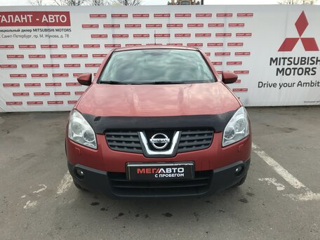 Купить Nissan Qashqai пробег 111 000.00 км 2008 год выпуска