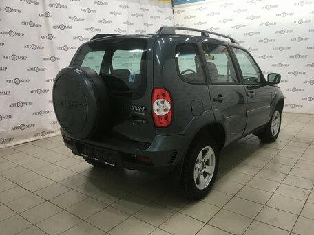 Купить Chevrolet Niva пробег 55 000.00 км 2012 год выпуска