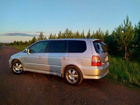 Купить Honda Odyssey пробег 199 000.00 км 2000 год выпуска