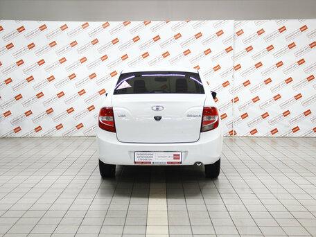 Купить ЛАДА (ВАЗ) Гранта пробег 67 249.00 км 2016 год выпуска