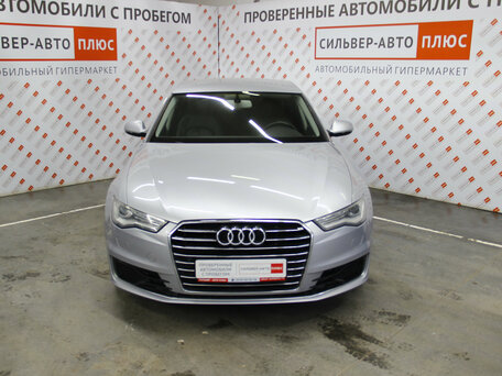 Купить Audi A6 пробег 82 522.00 км 2015 год выпуска