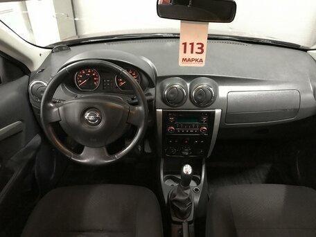 Купить Nissan Almera пробег 130 820.00 км 2014 год выпуска