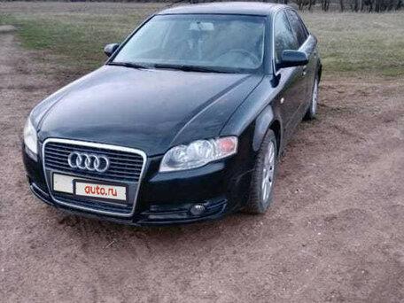 Купить Audi A4 пробег 198 000.00 км 2007 год выпуска