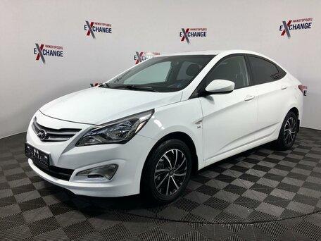 Купить Hyundai Solaris пробег 23 203.00 км 2015 год выпуска