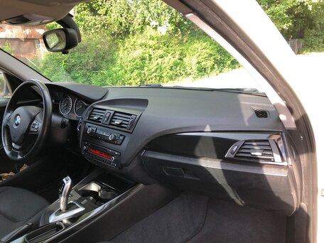 Купить BMW 1 серия пробег 152 000.00 км 2012 год выпуска