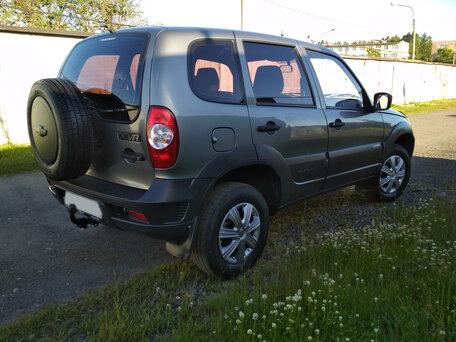 Купить Chevrolet Niva пробег 39 000.00 км 2014 год выпуска