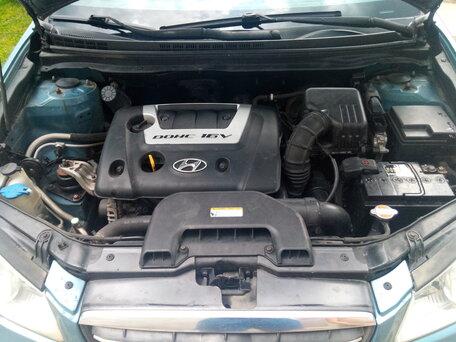 Купить Hyundai Elantra пробег 170 000.00 км 2007 год выпуска