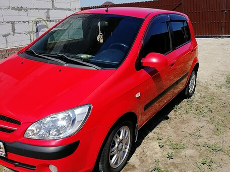 Купить Hyundai Getz пробег 120 000.00 км 2006 год выпуска