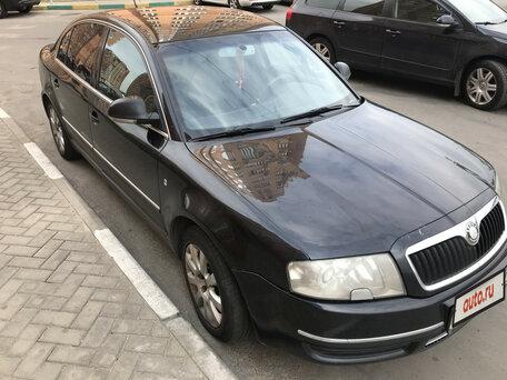 Купить Skoda Superb пробег 460 000.00 км 2007 год выпуска
