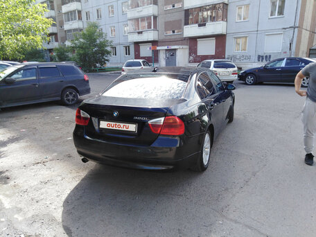 Купить BMW 3 серия пробег 230 000.00 км 2006 год выпуска