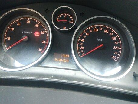 Купить Opel Astra пробег 149 500.00 км 2008 год выпуска