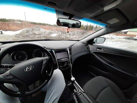 Купить Hyundai Sonata пробег 90 000.00 км 2011 год выпуска