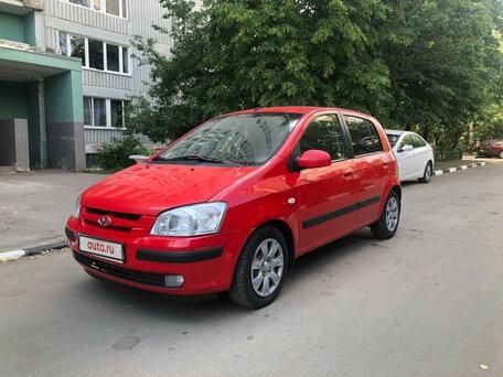 Купить Hyundai Getz пробег 132 596.00 км 2005 год выпуска
