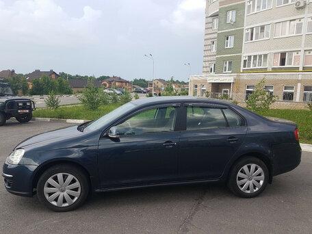 Купить Volkswagen Jetta пробег 114 000.00 км 2008 год выпуска