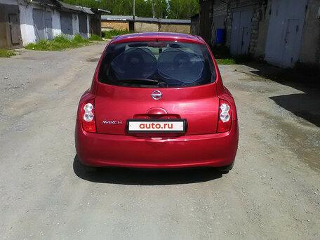 Купить Nissan March пробег 147 000.00 км 2008 год выпуска