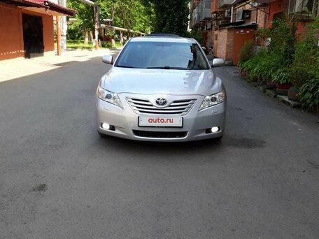 Купить Toyota Camry пробег 143 000.00 км 2007 год выпуска