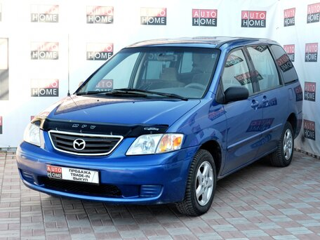 Купить Mazda MPV пробег 190 000.00 км 2000 год выпуска