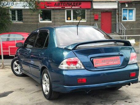 Купить Mitsubishi Lancer пробег 126 000.00 км 2006 год выпуска