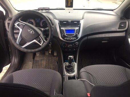 Купить Hyundai Solaris пробег 110 000.00 км 2013 год выпуска