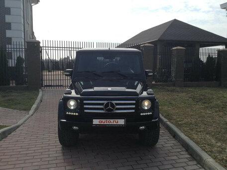 Купить Mercedes-Benz G-klasse пробег 163 000.00 км 2009 год выпуска