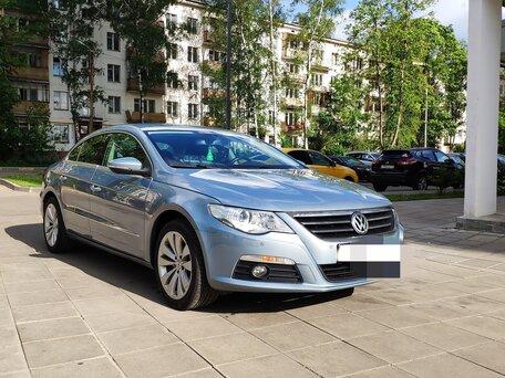 Купить Volkswagen Passat CC пробег 93 000.00 км 2011 год выпуска