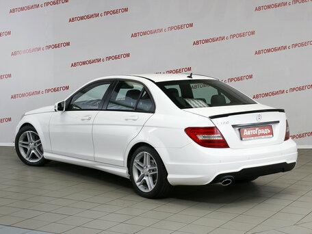 Купить Mercedes-Benz C-klasse пробег 107 000.00 км 2012 год выпуска