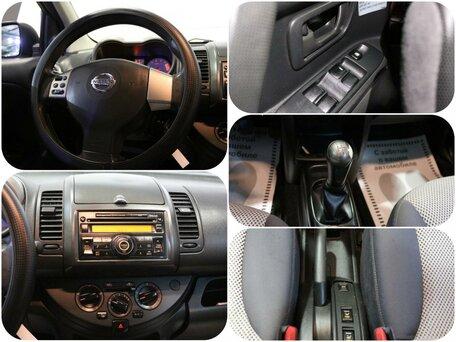 Купить Nissan Note пробег 111 088.00 км 2008 год выпуска