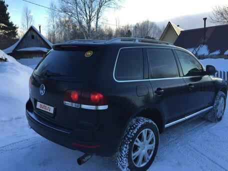 Купить Volkswagen Touareg пробег 237 000.00 км 2008 год выпуска