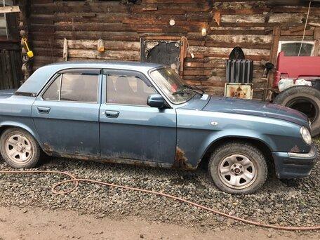 Купить ГАЗ 31105 «Волга» пробег 130 000.00 км 2006 год выпуска