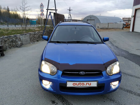 Купить Subaru Impreza пробег 186 000.00 км 2004 год выпуска