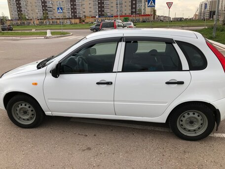 Купить ЛАДА (ВАЗ) Kalina пробег 123 000.00 км 2013 год выпуска