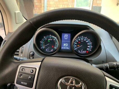 Купить Toyota Land Cruiser Prado пробег 141 500.00 км 2010 год выпуска