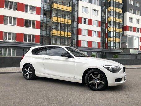 Купить BMW 1 серия пробег 120 000.00 км 2013 год выпуска