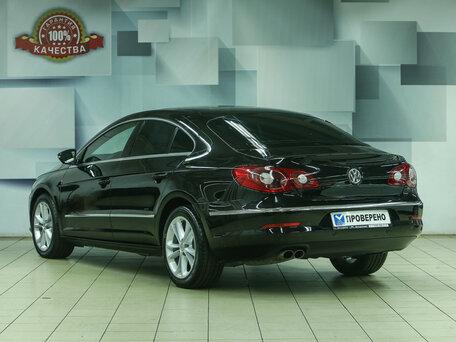 Купить Volkswagen Passat CC пробег 92 000.00 км 2011 год выпуска