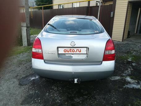 Купить Nissan Primera пробег 174 000.00 км 2002 год выпуска
