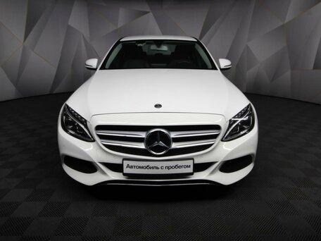 Купить Mercedes-Benz C-klasse пробег 37 714.00 км 2017 год выпуска