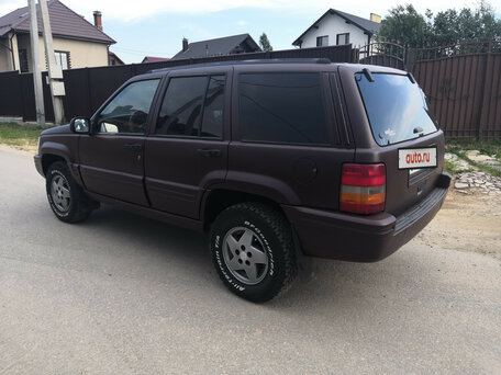 Купить Jeep Grand Cherokee пробег 350 000.00 км 1996 год выпуска