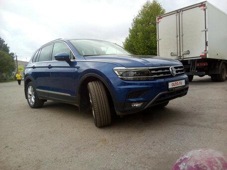 Купить Volkswagen Tiguan пробег 5 600.00 км 2018 год выпуска